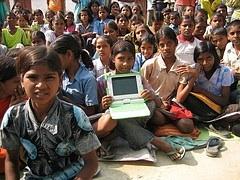 One Laptop Per Child - India