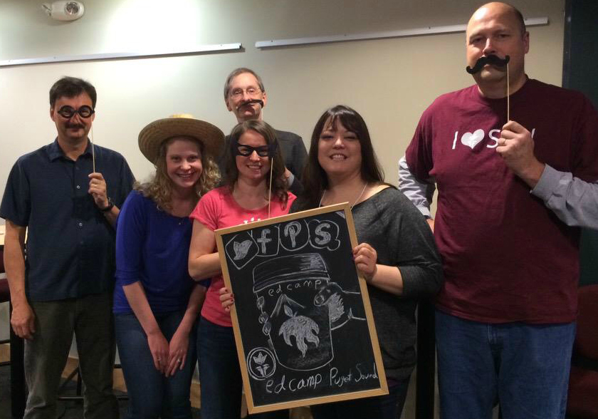 edcamp organizers